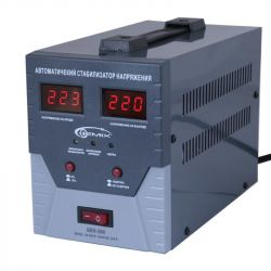 Стабилизатор Gemix GDX-500, цифровой