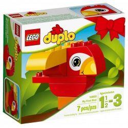 Конструктор LEGO Duplo Моя первая птичка (10852)