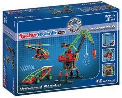 Конструктор Fischertechnik Advanced Универсальный (FT-536618)