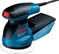 Шлифмашина Bosch GEX 125-1 AE (0601387500)
