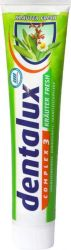 Зубная паста Dentalux complex 3 Krauter Fresh, 125 мл (Германия)