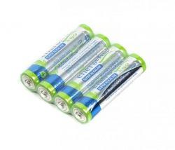Батарейка EnerGenie Super Alkaline AAA/LR03 FOL 4 шт