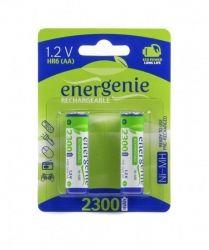 Аккумулятор EnerGenie Ni-MH AA/HR06 2300 mAh BL 2шт