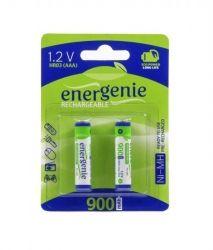 Аккумулятор EnerGenie AAA/HR03 Ni-MH 900 mAh BL 2шт