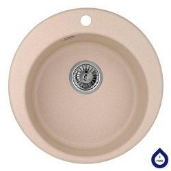 1040-48 Песок MRG Кухонная мойка MINOLA