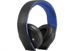 Гарнитура Sony PS4 Wireless Stereo Headset 2.0 Black