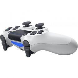 Геймпад беспроводной Sony PS4 Dualshock 4 V2 Glacier White
