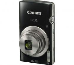 Canon IXUS 185 Black (1803C008) <укр>