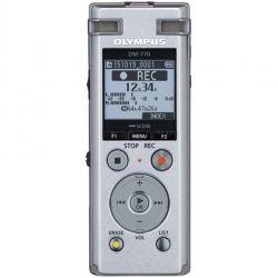 Диктофон Olympus DM-770 8GB Silver (V414131SE000)