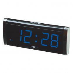 Часы Vst 730-5 Blue LED