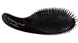 Щетка Olivia Garden Kidney Brush Dry Detangler Black (BR-KI1PC-DDBLA/040480)