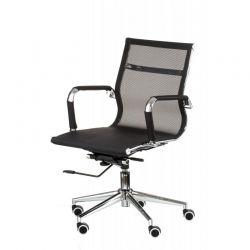 Кресло офисное Special4You Solano 3 Mesh Black (E4848)