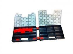 (90006) Органайзер пластиковий з рег.секціями Tandem А300/В300 Haisser
