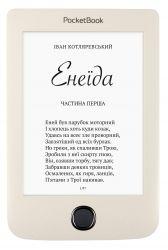 Электронная книга PocketBook 615(2) Basic Plus Biege (PB615-2-F-CIS)