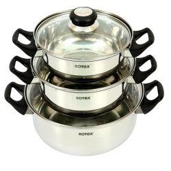 Посуда ROTEX RC011-6L Bergamo