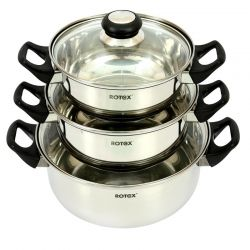 Посуда ROTEX RC011-6S Bergamo