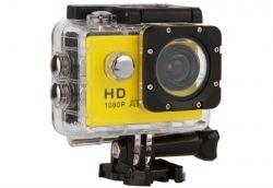 Экшн-камера Atrix ProAction A7 Full HD Yellow (A7y)