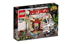 Конструктор LEGO Ninjago Погоня городом (70607)