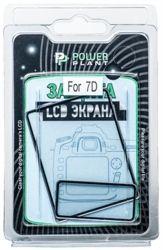 Защита экрана PowerPlant для Canon 7D (Twin) (PLCAN7D)