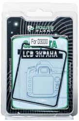 Защита экрана PowerPlant для Nikon D3000 (PLNIKD3000)
