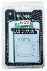 Защита экрана PowerPlant для Nikon D3100 (PLNIKD3100)