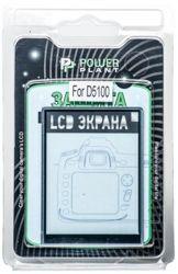 Защита экрана PowerPlant для Nikon D5100 (PLNIKD5100)