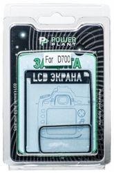 Защита экрана PowerPlant для Nikon D700 (Twin) (PLNIKD700)