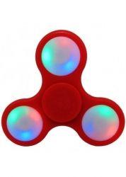 Спиннеры Спиннер JUST Classic LED Red (FSP-FS2R)