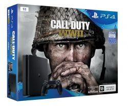 Sony PlayStation 4 1TB + игра Call of Duty