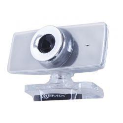 Веб-камера Gemix F9 Gray