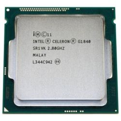 Intel Celeron G1840 2.8GHz (2MB, Haswell, 53W, S1150) Tray (CM8064601483439) (с разборки)