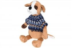 Мягкая игрушка Soft Toy Собачка 25см (THT568)