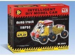 Конструктор Same Toy Inteligent DIY Model Car Самосвал (58031Ut)