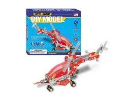 Конструктор Same Toy Inteligent DIY Model Самолет (WC38CUt)