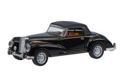 Машинка Same Toy Vintage Car черный закрытый кабриолет (601-4Ut-5)