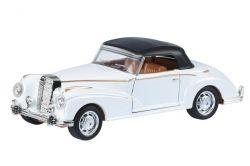 Машинка Same Toy Vintage Car белый закрытый кабриолет (601-4Ut-7)
