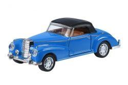 Машинка Same Toy Vintage Car синий закрытый кабриолет (601-4Ut-8)