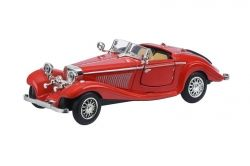 Машинка Same Toy Vintage Car красный (HY62-2AUt-2)
