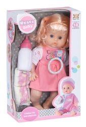 Кукла Same Toy со звуком и аксессуарами (8018P2Ut)