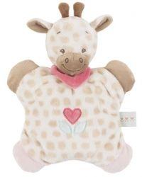 Мягкая игрушка-подушка Nattou Жираф Шарлотта 24см (655286)