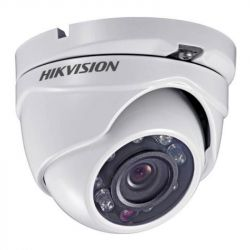 Купольная видеокамера HDTVI HikVision DS-2CE56C0T-IRMF (2.8 мм) (HDTVI, 720p, угол обзора 92*)