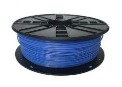 Филамент пластик Gembird (3DP-ABS1.75-01-BW) для 3D-принтера, ABS, 1.75 мм, синий в белый, 1кг