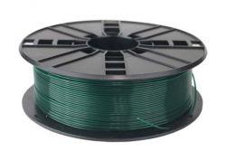 Филамент пластик Gembird (3DP-ABS1.75-01-CG) для 3D-принтера, ABS, 1.75 мм, зеленый, 1кг