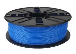 Филамент пластик Gembird (3DP-ABS1.75-01-FB) для 3D-принтера, ABS, 1.75 мм, флуоресцентный синий, 1кг
