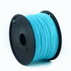Филамент пластик Gembird (3DP-ABS1.75-01-SB) для 3D-принтера, ABS, 1.75 мм, голубой, 1кг
