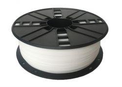 Филамент пластик Gembird (3DP-HIPS1.75-01-W) для 3D-принтера, HIPS, 1.75 мм, белый, 1кг