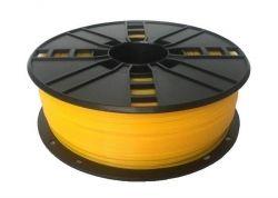 Филамент пластик Gembird (3DP-NYL1.75-01-Y) для 3D-принтера, NYL, 1.75 мм, желтый, 1кг