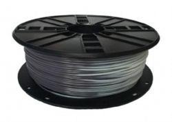 Филамент пластик Gembird (3DP-PLA1.75-01-GW) для 3D-принтера, PLA, 1.75 мм, серый в белый, 1кг