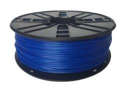 Филамент пластик Gembird (3DP-TPE1.75-01-B) для 3D-принтера, TPE, 1.75 мм, синий, 1кг