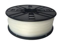 Филамент пластик Gembird (3DP-TPE1.75-01-NAT) для 3D-принтера, TPE, 1.75 мм, натуральный, 1кг